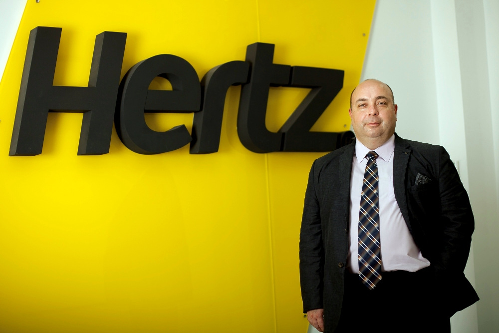 Hertz Rent A Car Moldova